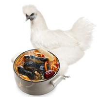 岭南乌鸡1kg/润 岭南老母鸡1.2kg(散养500+天)(组合购买可更低,附多组合建议)
