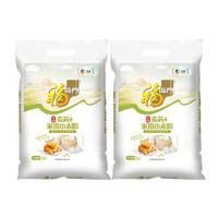 88VIP:福临门 麦芯家用小麦粉 5kg*2包