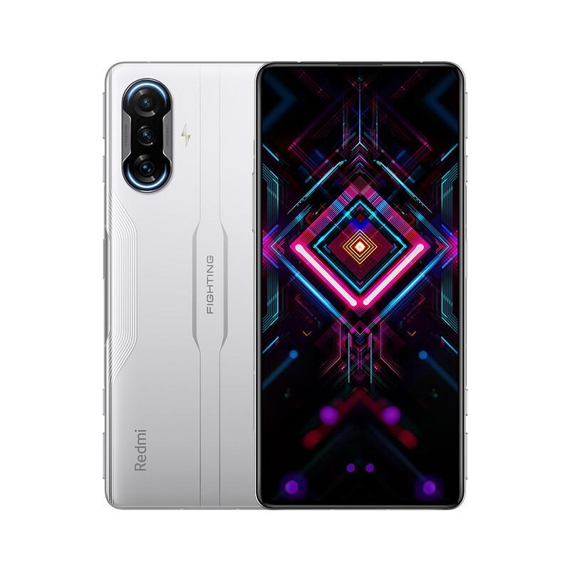 Redmi 红米 K40 游戏增强版 5G游戏手机 12GB+256GB  光刃