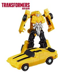Hasbro 孩之宝 变形金刚  电影6能量速度系列 E0760 雪佛兰大黄蜂