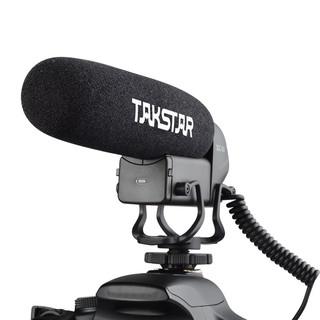 TAKSTAR 得胜 SGC600单反麦克风采访手机相机收音麦录音vlog话筒