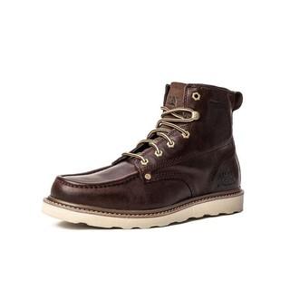 CAT 卡特彼勒 P724976K1BDC39 男士复古工装靴