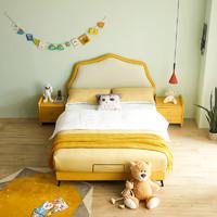 ZUOYOU 左右家私 CHR009 卡通简约儿童床 1.5/1.2m