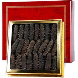 皇纯  淡干海参 500g 40-70只 御品 威海刺参 生鲜海鲜水产海参干货礼品礼盒