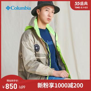 Columbia 哥伦比亚 日本款限量新品哥伦比亚户外20秋冬新品男子夹克机织外套PM3829