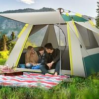 TAN XIAN ZHE 探险者 TXZ-085 户外2-3人帐篷 公园出游性价比套餐