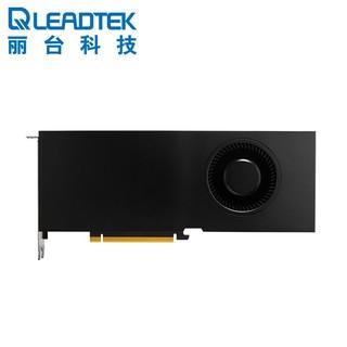 Leadtek 丽台科技 NVIDIA RTX A5000 24G GDDR6 显卡