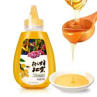 PLUS会员:三月花开 蜂蜜枇杷蜜  500g