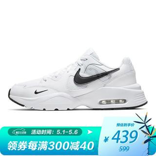 NIKE 耐克 耐克NIKE 男子 休闲鞋 气垫 AIR MAX FUSION 运动鞋 CJ1670-102白色41码