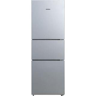 SIEMENS 西门子 西门子(Siemens)BCD-279(KG27EA220C)白 279L 三门冰箱 便捷操控 一体设计 大空间 灵活组合抽屉 超低静音