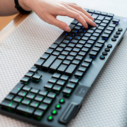 logitech 罗技 G913 TKL 无线机械键盘 87键