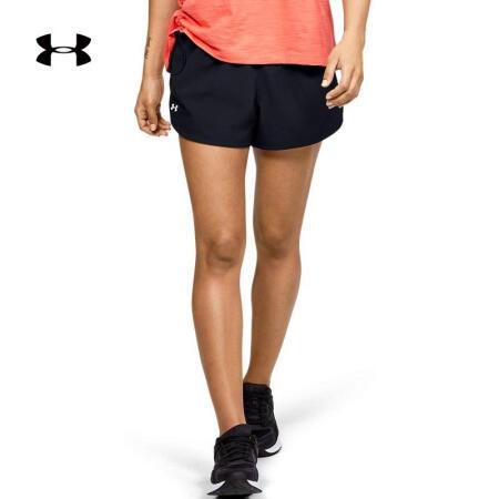 UNDER ARMOUR 安德玛  Recover Woven 1354359 女子训练运动短裤