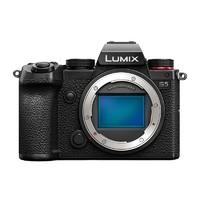 15日0点:Panasonic 松下 LUMIX S5 全画幅 微单相机 单机身