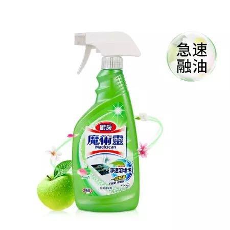 京东PLUS会员:Kao 花王  油污清洁剂 500ml