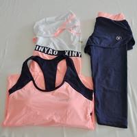 汐诗威 91007 女款健身瑜伽服 3件套