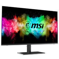 MSI 微星 PS321URV 32英寸 IPS显示器 (4K、95% DCI-P3、HDR600、Type-C)