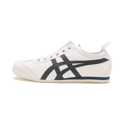 Onitsuka Tiger 鬼塚虎 MEXICO 66 SLIP-ON 1183A360 男女一脚蹬小白鞋