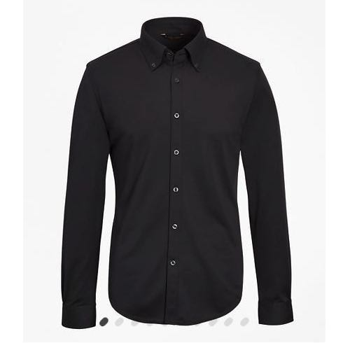 Brooks Brothers 布克兄弟  男士高级棉质系扣衬衫