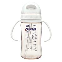 Richell 利其尔  82716 PPSU吸管型哺乳瓶 260ml