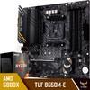 TUF GAMING B550M-E主板+AMD 锐龙5 5800X CPU处理器 板U套装