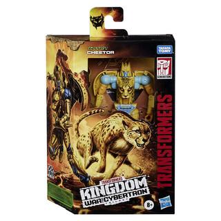 Hasbro 孩之宝 变形金刚 王国系列 加强级 黄豹勇士
