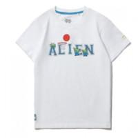 LI-NING 李宁 迪士尼联名款 男童纯棉T恤