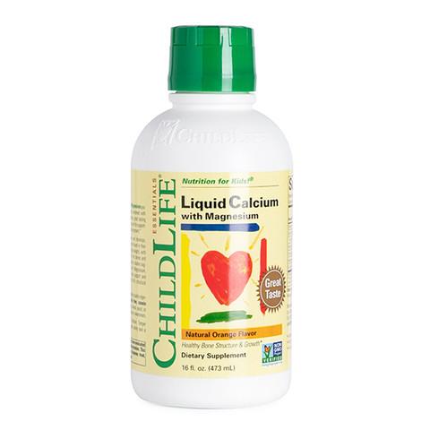 CHILDLIFE 童年时光 钙镁锌液体钙 474ml