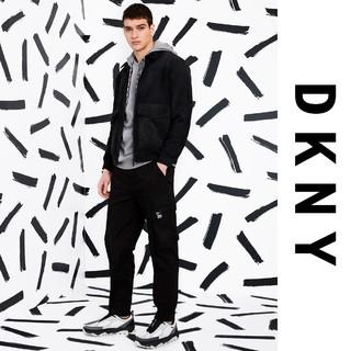 DKNY 唐可娜儿灯芯绒羊羔绒内里男士外套夹克Loopback Jacket