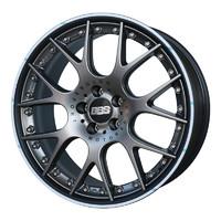 BBS CH-RII款式轮毂 德国原装进口 亚光铂金色 11.5*21英寸 宝马X5 X6 订阅