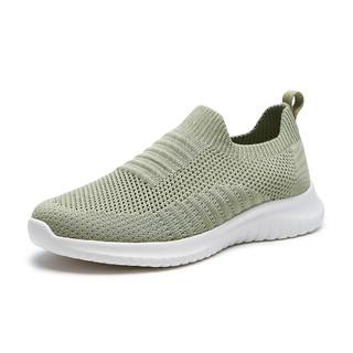 hotwind 热风 H023W1130207 女士休闲健步鞋网面鞋