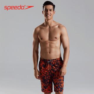 SPEEDO 速比涛 Speedo/速比涛 20英寸 休闲男子沙滩裤泳裤男 水陆两用