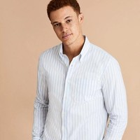 Brooks Brothers 布克兄弟 男士条纹衬衫