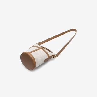 BASTO 百思图 BASTO/百思图 2021年夏新款商场同款经典复古水桶包单肩斜挎包女