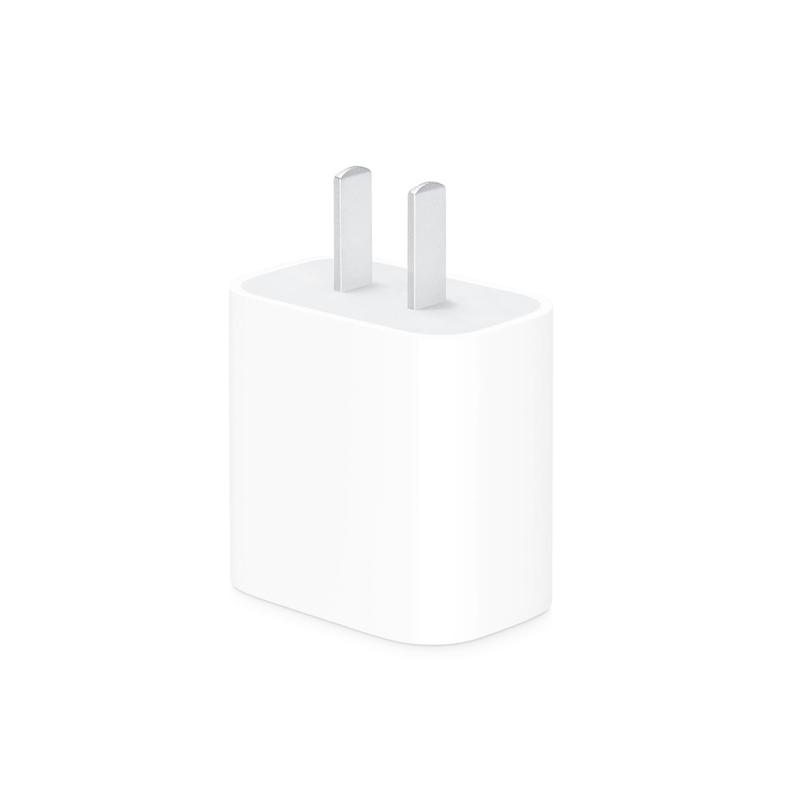 Apple 苹果 20W USB-C 电源适配器 快速充电头