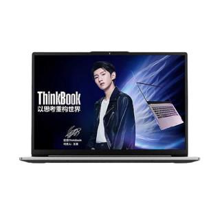 ThinkPad 思考本 ThinkBook 14s 锐龙版 2021款 14英寸笔记本电脑(R7-4800U、16GB、512GB、100%sRGB)