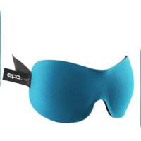 EPC 睡眠遮光眼罩 孔雀蓝