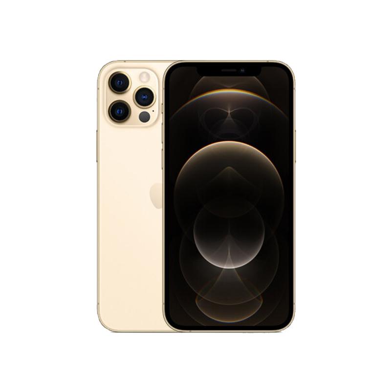 10点开始、黑卡会员 : Apple 苹果 iPhone 12 Pro 5G智能手机 256G 金色