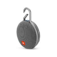 JBL 杰宝 JBL clip3音乐盒三代便携 蓝牙音箱 蓝牙4.1 灰色