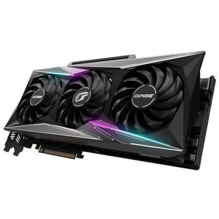 COLORFUL 七彩虹 iGame GeForce RTX 3090 Vulcan OC 显卡 24GB