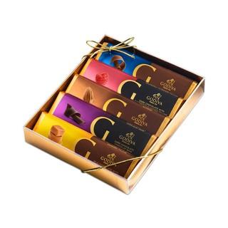 GODIVA 歌帝梵 巧克力套装 5 Bar Pack