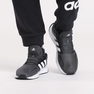 adidas 阿迪达斯 男款跑步鞋 2021新款时尚休闲板鞋低帮运动鞋