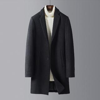 ROMON 罗蒙 9Z11299 男士羊毛混纺大衣