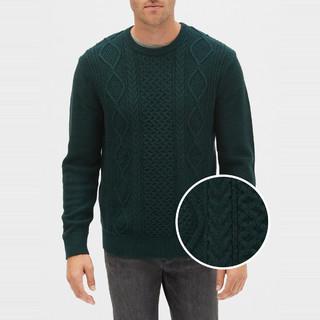Gap 盖璞  477917 男士时尚基础款针织衫