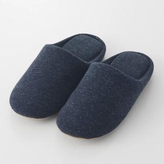 MUJI 无印良品 JKA66A0A 男女款家居棉拖鞋