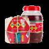 郫县红油豆瓣酱1200g +一级豆瓣1000g 组合装