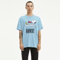 Levi's 李维斯 86275-0013 Peanuts联名系列男士印花T恤