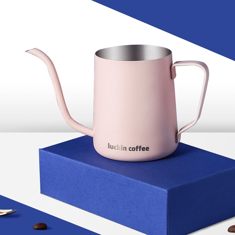 luckin coffee 瑞幸咖啡 挂耳咖啡手冲壶  350ml