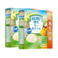 Heinz 亨氏 营养米粉电商装 325g*2盒