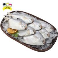 限用户:京东自营  生鲜组合促销(银鲳鱼12.35/斤/带鱼12.3/斤/黑鱼片12/袋)