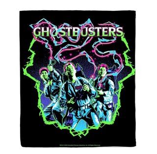 Ghostbusters 80's 捉鬼敢死队 毛毯